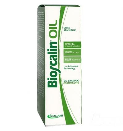 Bioscalin Oil shampoo Fortificante 200ml