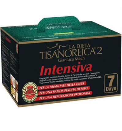 Tisanoreica 2 Kit Intensiva 7 days