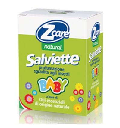 Zcare natural 10 salviettine baby