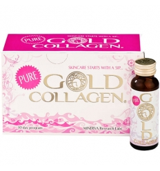 Gold collagen 50ml x 10 flaconi