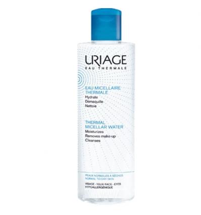 Uriage TQ Acqua micellare thermale pelle normale secca 100ml