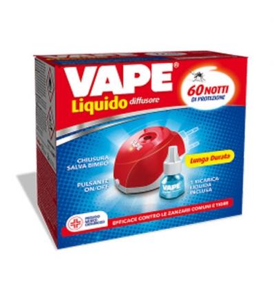Vape emanatore + ricarica liquida