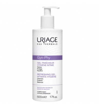 Uriage II gyn-phy gel igiene intima 500ml