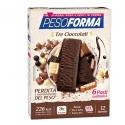 PesoForma barretta tre cioccolati 12pz
