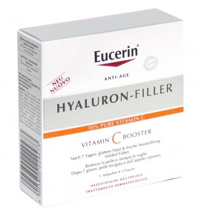 Eucerin Hyaluron Filler vitamin C 3x8m