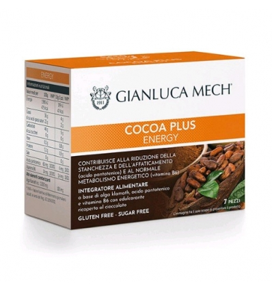Gianluca Mech Cocoa plus Energy 7pz