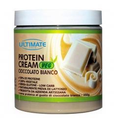 Ultimate Protein cream veg 250g cioccolato bianco