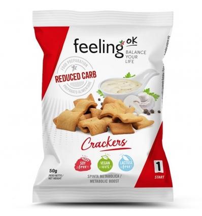 Feeling OK start crackers 50g