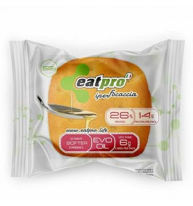 Eatpro iperFocaccia 55g