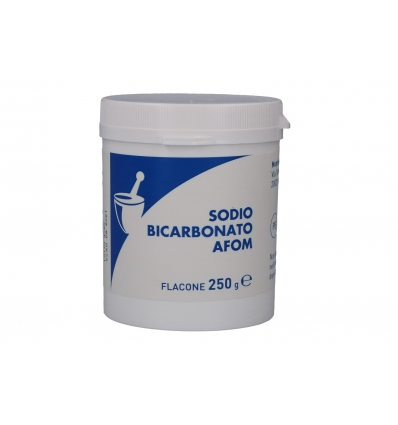 Montefarmaco sodio bicarbonato afom 250g