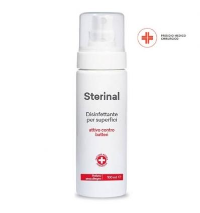 Sterinal ph disinfettante superfici 100ml